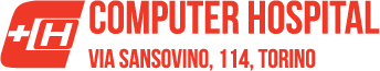 computer hospital logo